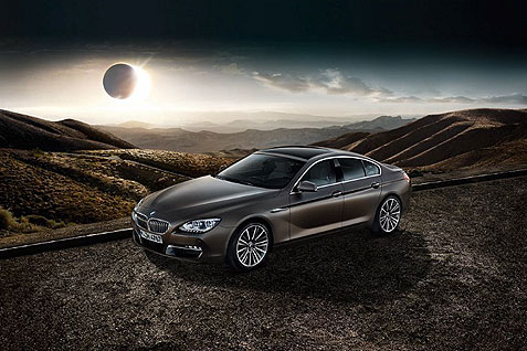 Georg Fischer Fotograf Photographer - Menu / Portfolio / Cars/Landscape  - BMW for WCRS & Co., AD: Simon Robinson