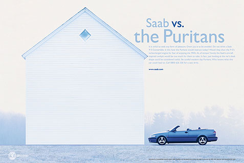Georg Fischer Fotograf Photographer - Menu / Campaign / Saab  - Saab for The Martin Agency, AD: Mark Wenneker, Kevin Ragland